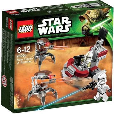 Clone Troopers contro Droïdekas