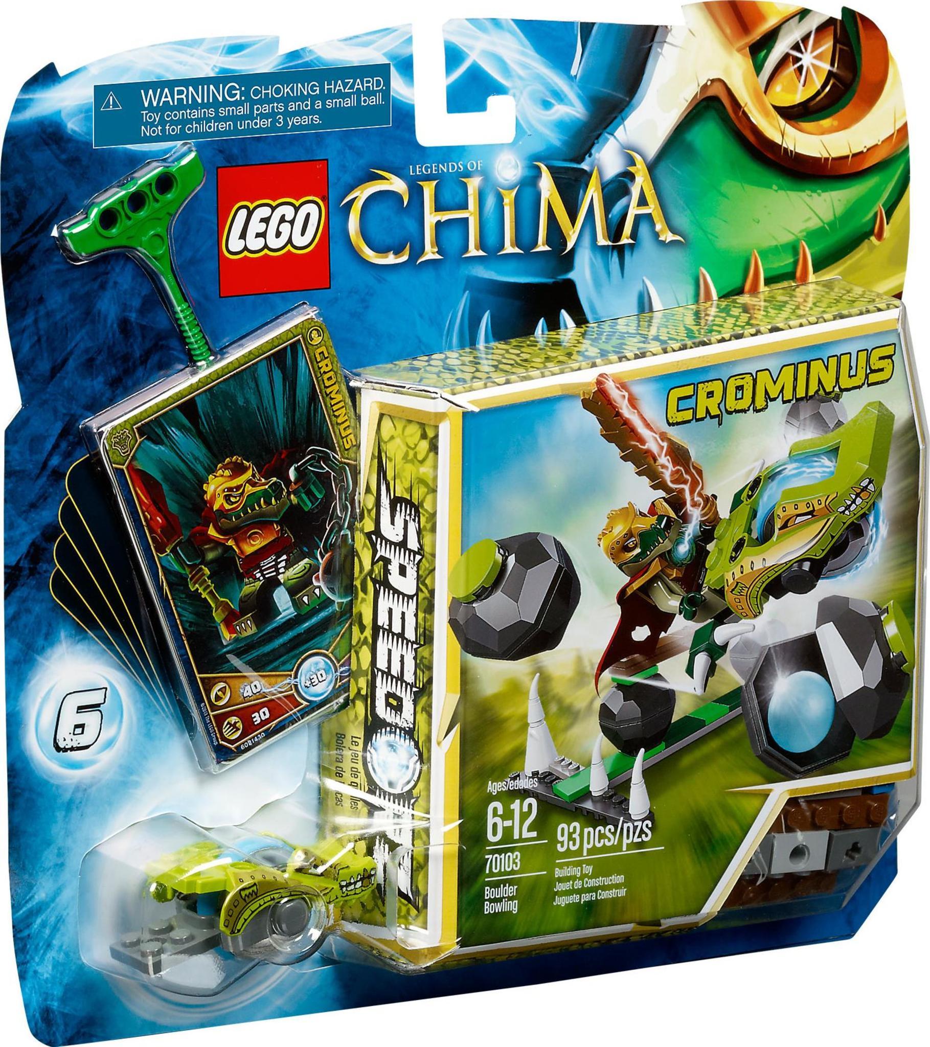 A1301470 Lego 70103 Chima Tout Chamboule EDHW2Ib9eY