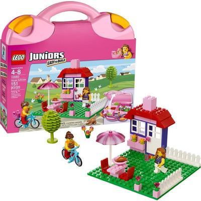 Valigetta LEGO Rosa