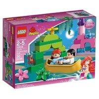 Ariel's Magical Boat Ride