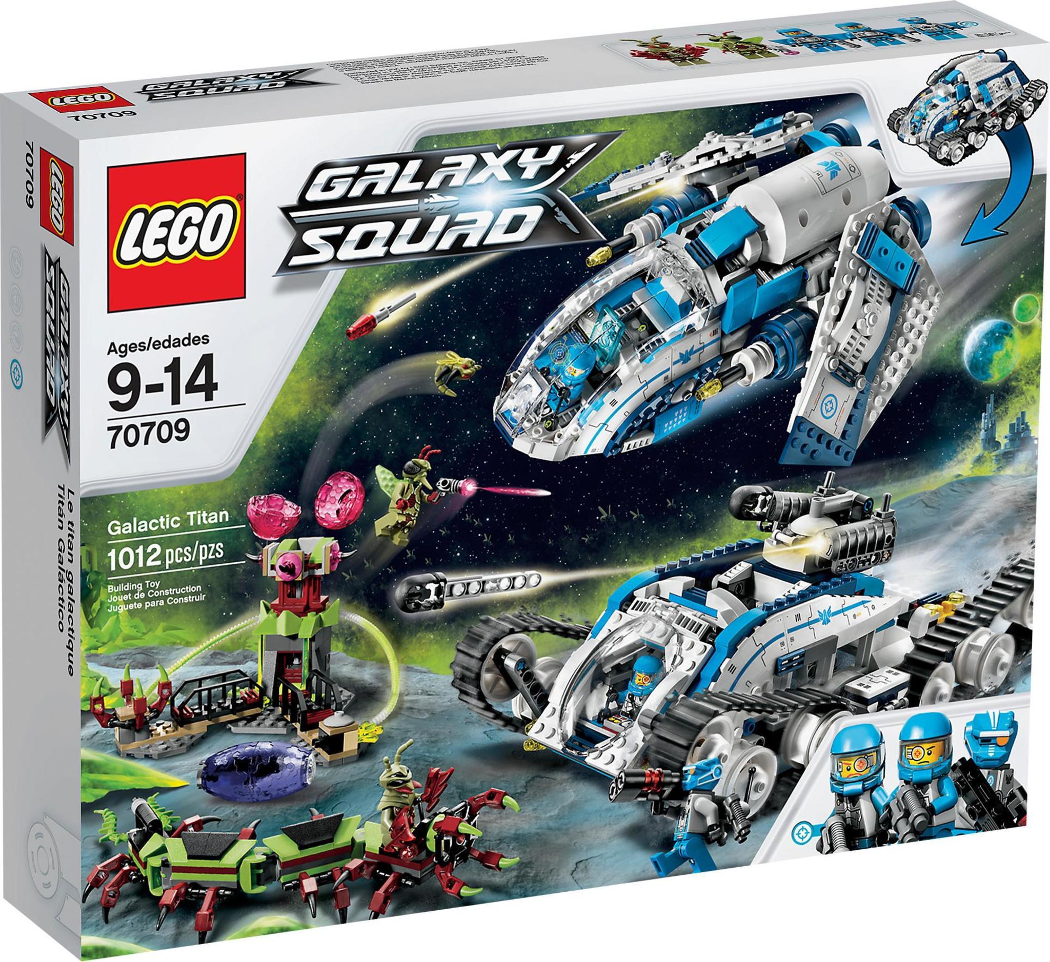 Lego Galactic Lego Titan Galactic Space 70709 Titan Space 70709 Lego 0v8nNwm