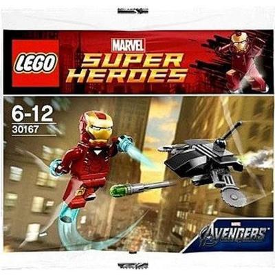 Iron Man vs. Fighting Drone