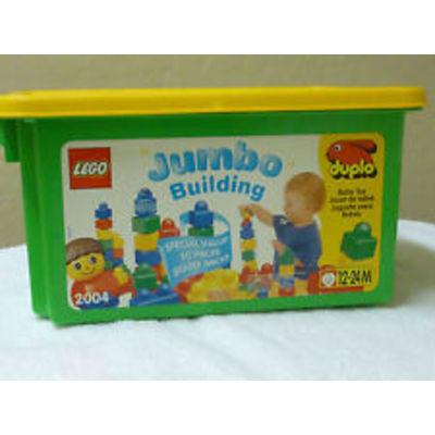Jumbo Building Tub