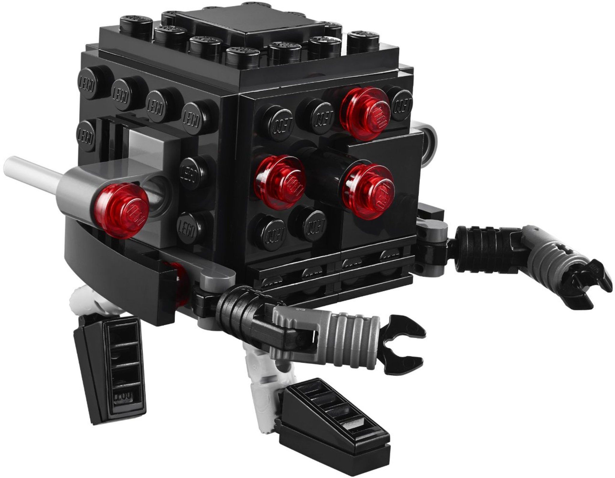 Lego Movie 70811 The Flying Flusher Mattonito