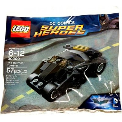 The Batman Tumbler