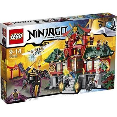 Battaglia per Ninjago City
