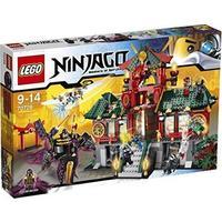 Battle for Ninjago City