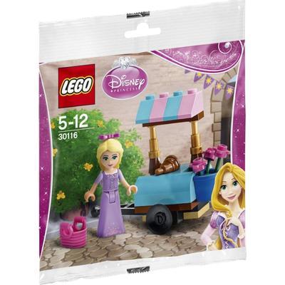 La Visita al Mercato di Rapunzel
