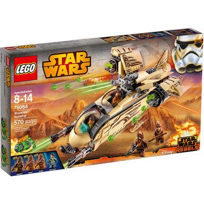 Gunship Wookiee