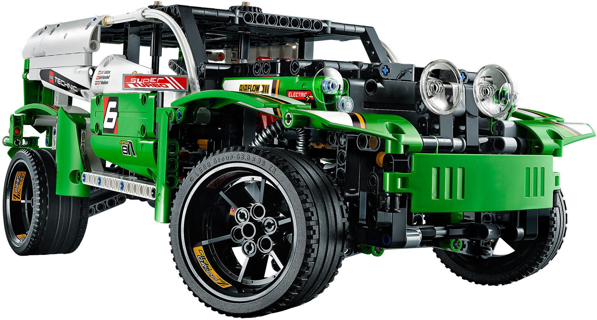 Technic Lego Car 24 Hours Race 42039 IE2Y9WDH