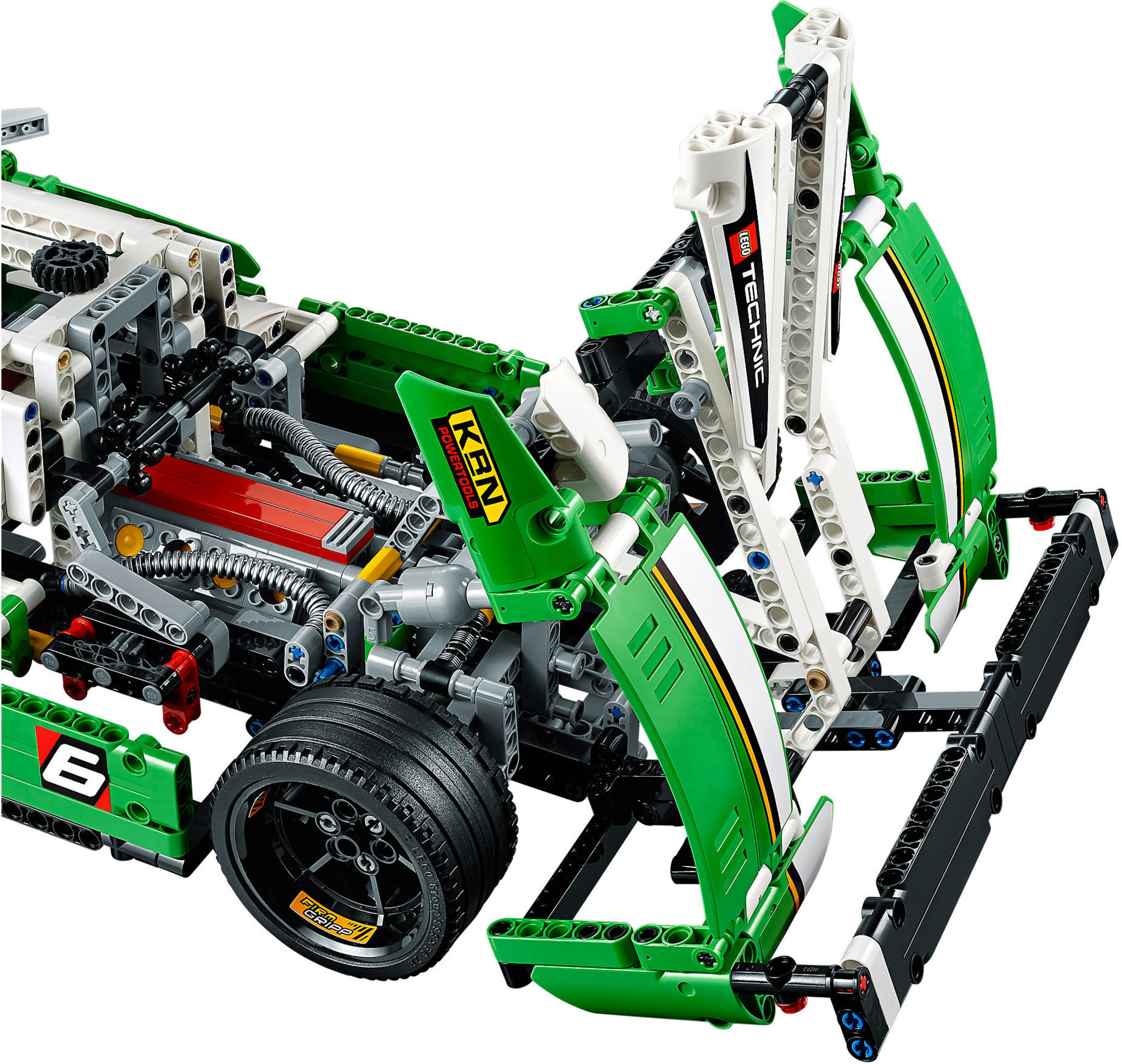 Lego Technic 42039 24 Hours Race Car Mattonito