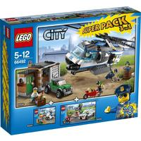 City Super Pack 3 in 1