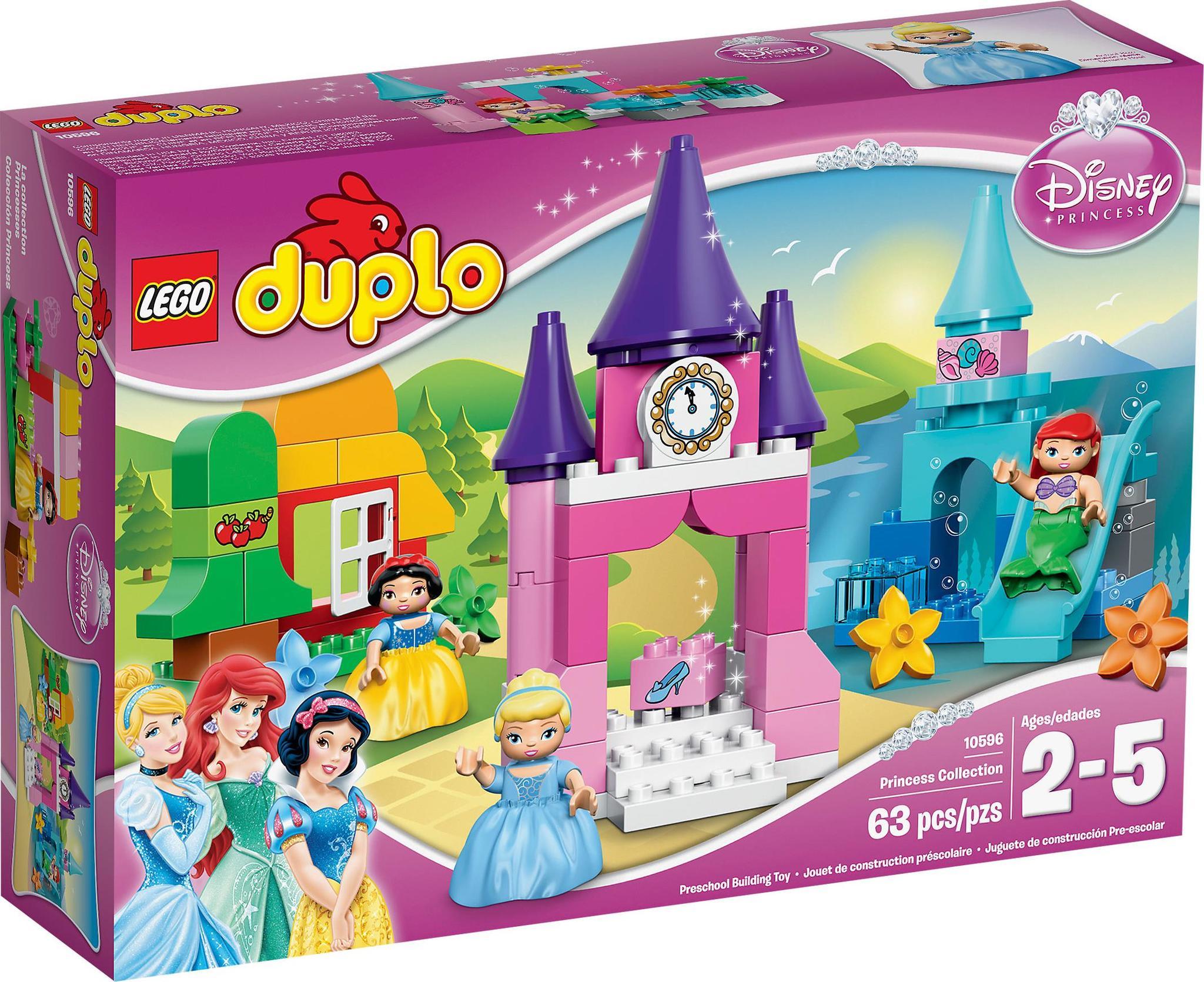 LEGO Duplo 10596 - Collezione Disney Princess | Mattonito