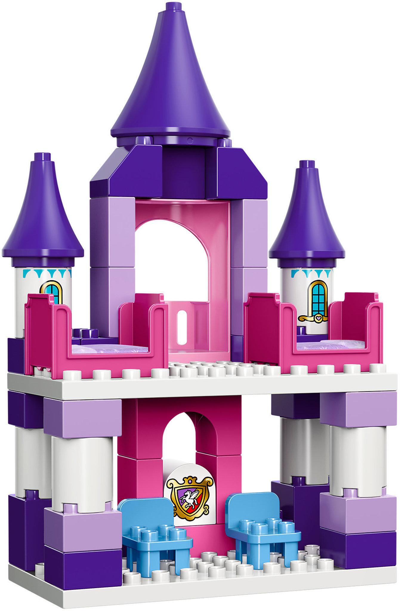 castello sofia lego duplo