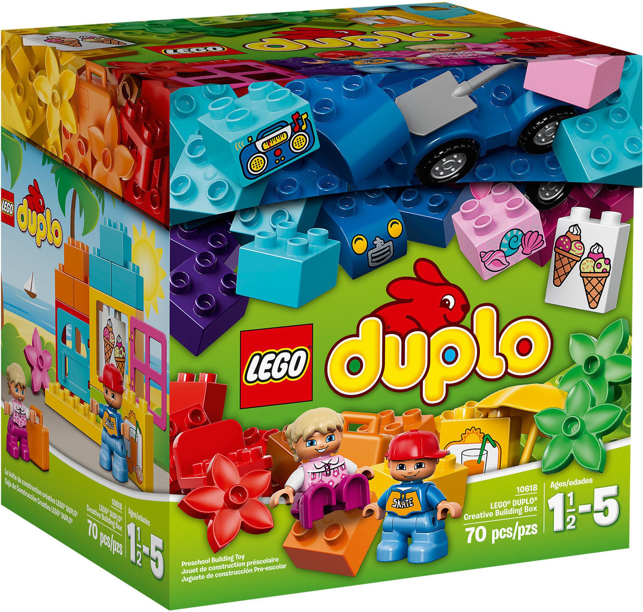 Lego Duplo 10618 Creative Building Box Mattonito