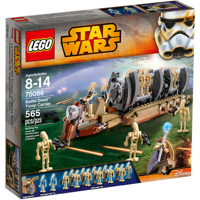 Trasporta-truppe Battle Droid
