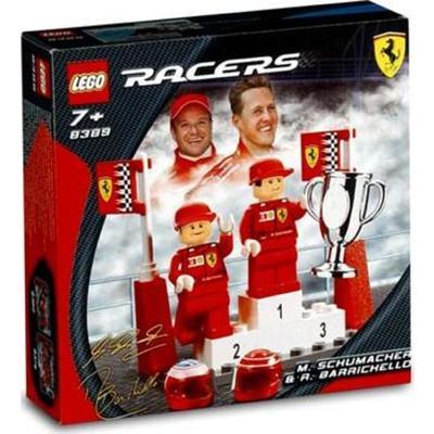 M. Schumacher and R. Barrichello