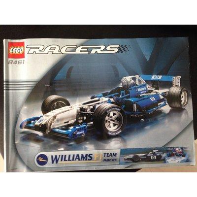 Williams F1 Team Racer