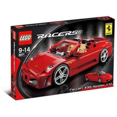 Ferrari 430 Spider 1:17