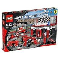 Linea del Traguardo Ferrari