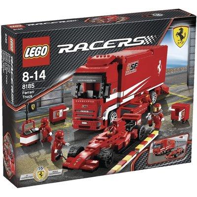 Ferrari Truck