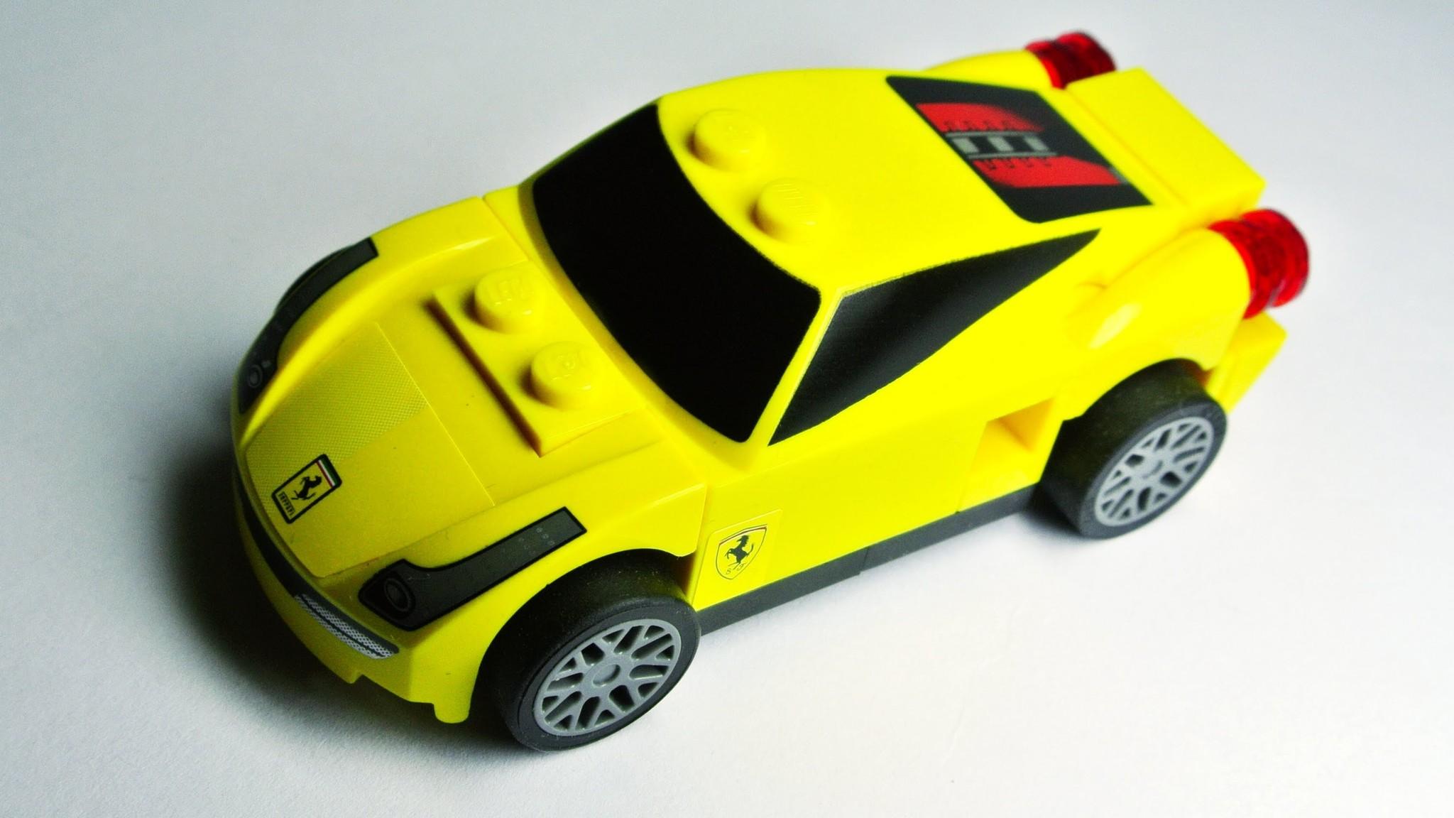 Lego Racers 30194 458 Italia Mattonito