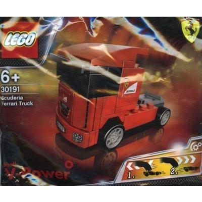 Camion della Scuderia Ferrari