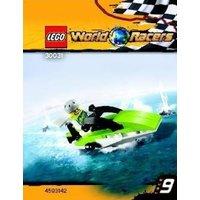 World Race Powerboat