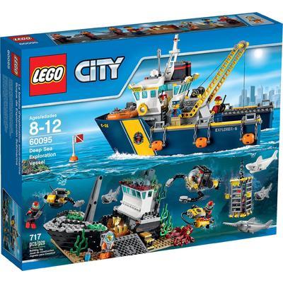 Nave per Esplorazioni Sottomarine