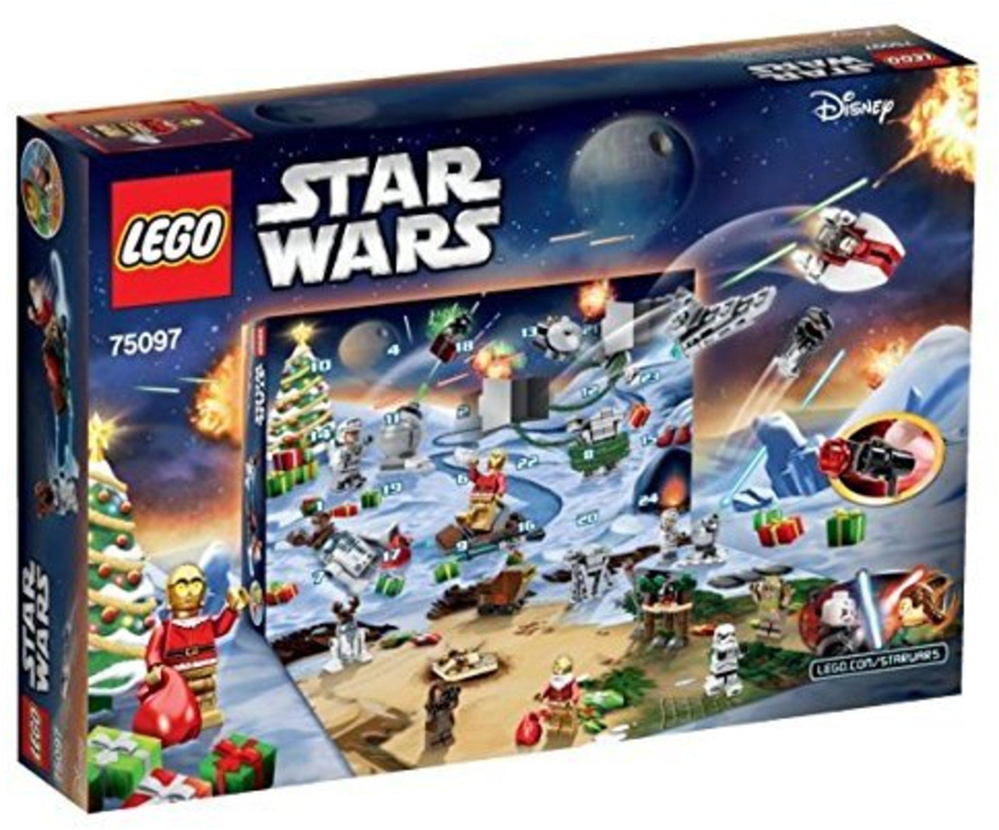 LEGO Star Wars 75097 - Calendario Dell'Avvento | Mattonito