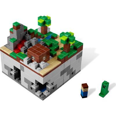 Minecraft Micro World: La Foresta