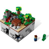 Minecraft Micro World: La Foresta