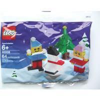 Snowman Building Set
