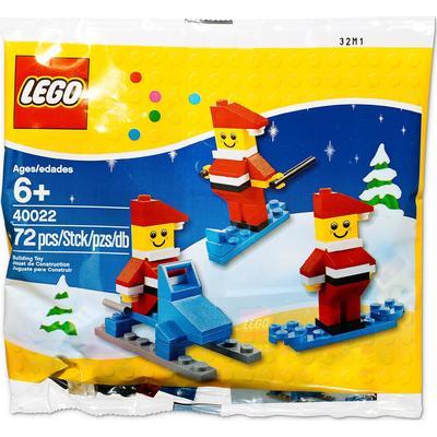 Set Mini Babbo Natale