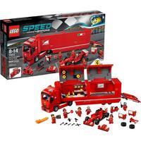 Camion trasportatore F14 T e Scuderia Ferrari