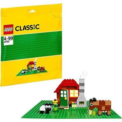 32x32 Green Baseplate