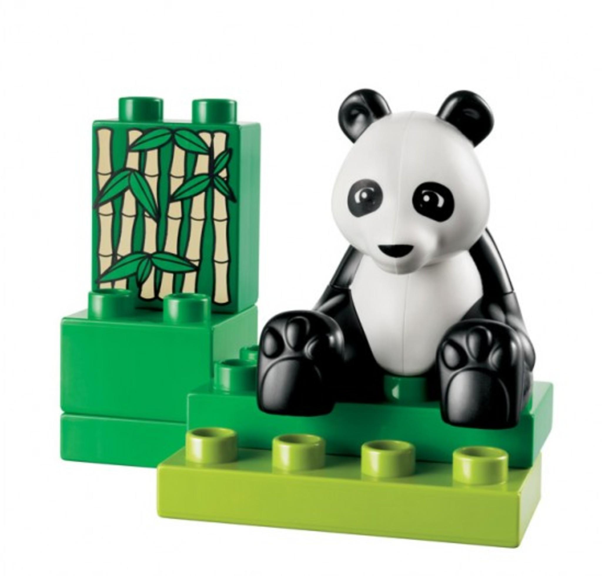 LEGO Education 9218 - Wild Animals Set | Mattonito