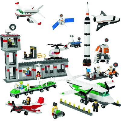 Set Spazio e Aeroporto