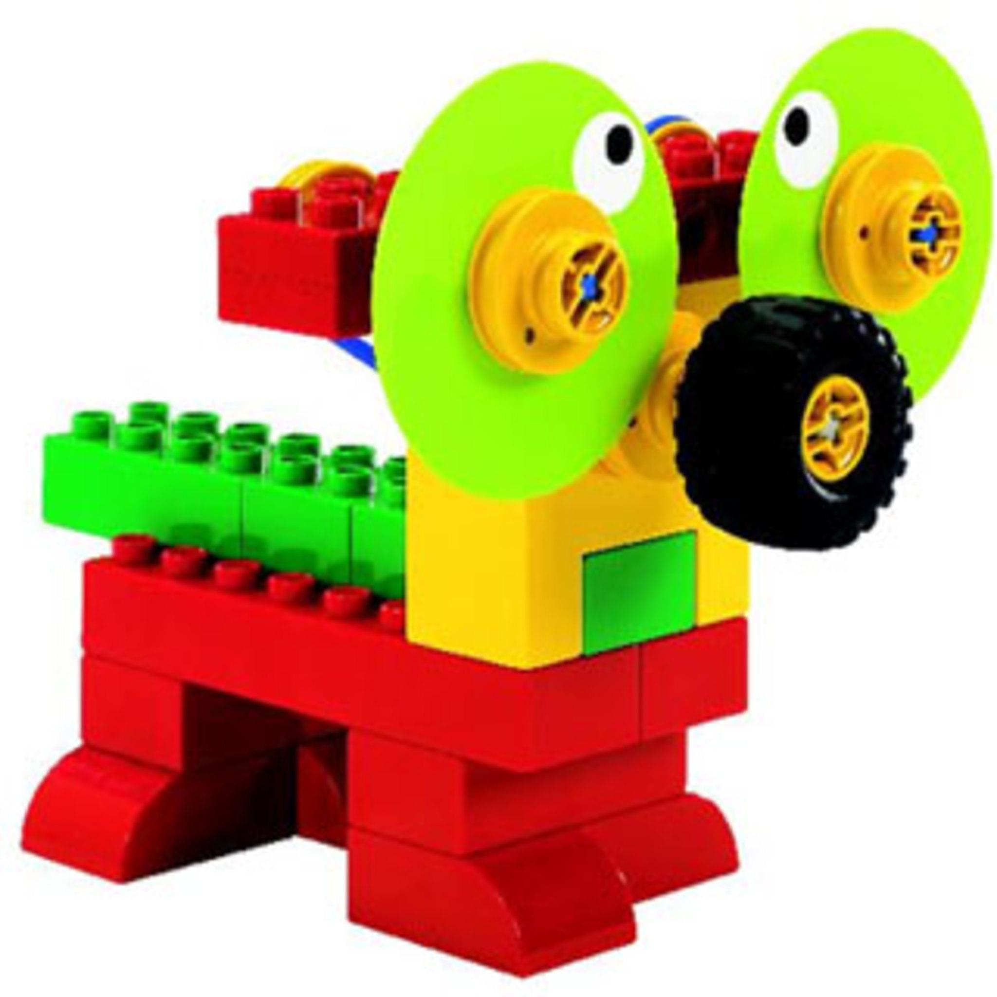 LEGO Education 9656 - Early Simple Machines Set | Mattonito
