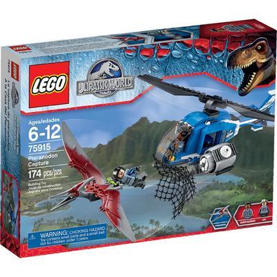 La Cattura del Pteranodonte