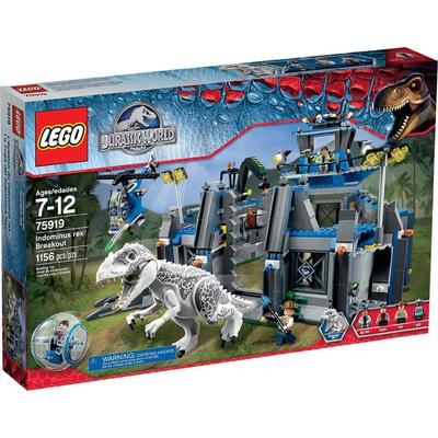 Indominus Rex Breakout