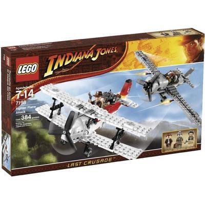 Fighter Plane Attack