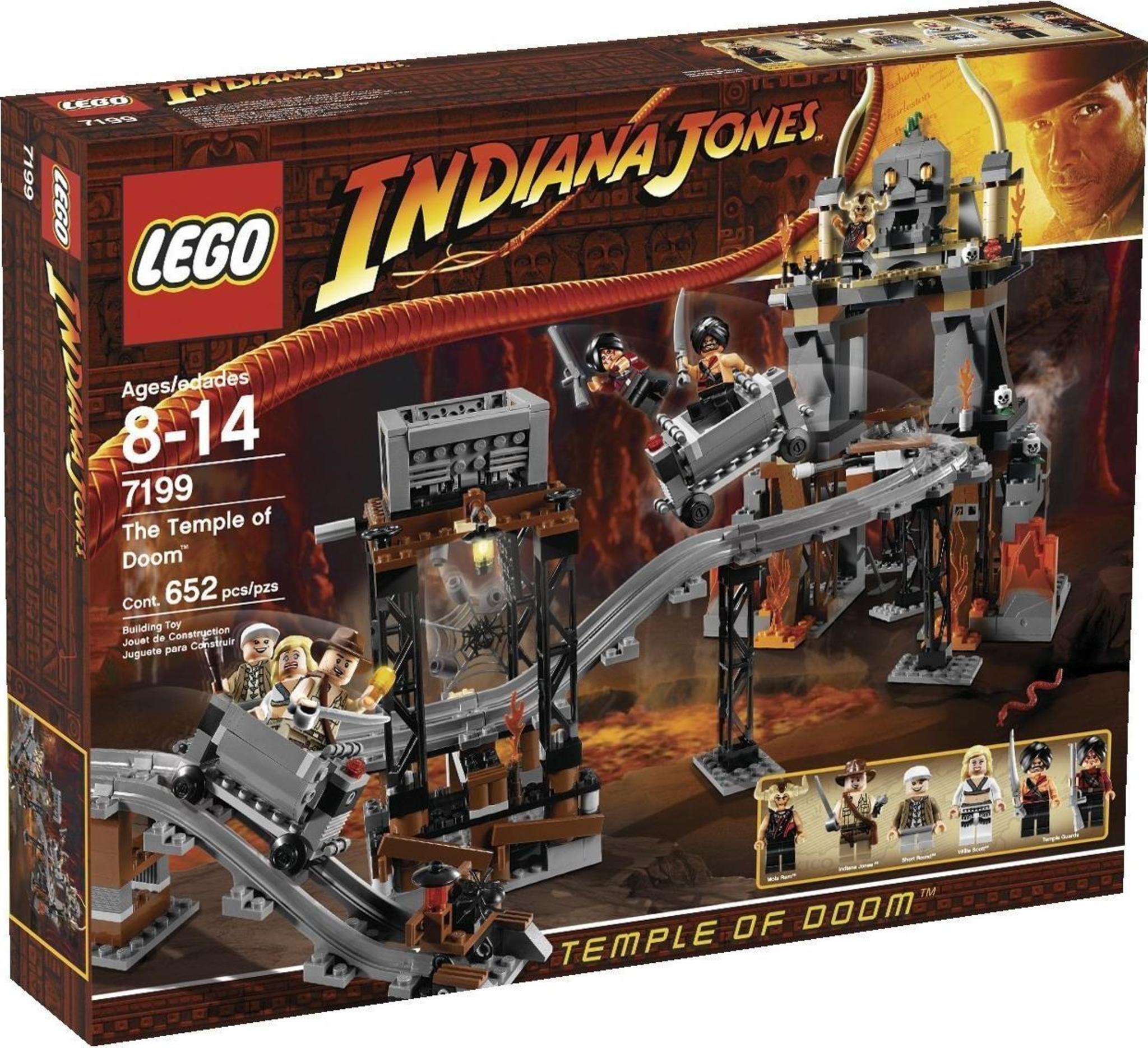 The Jones Of 7199 Doommattonito Indiana Temple Y6gvbfiy7 Lego dxsQthrBoC