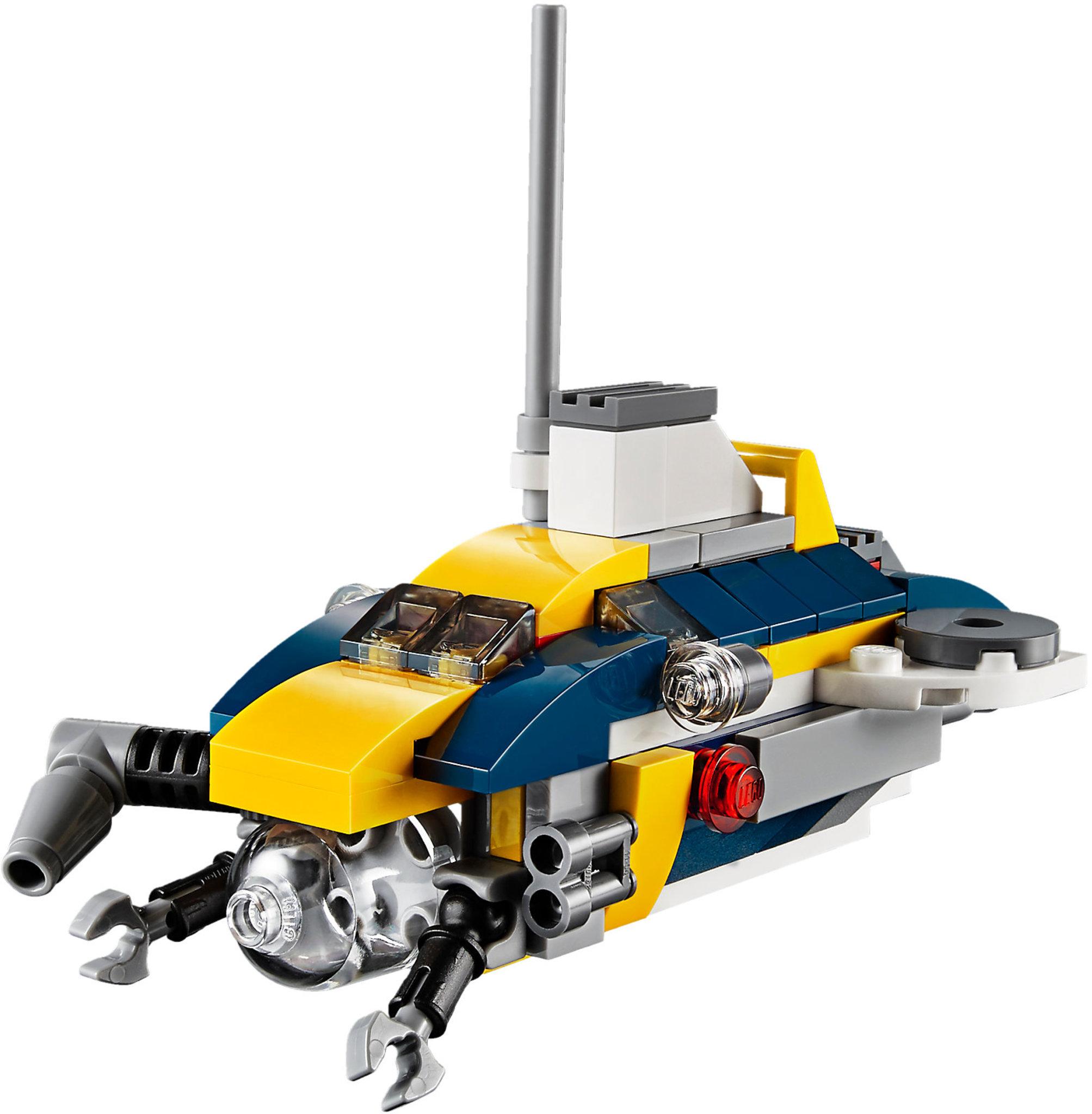 LEGO 31045 LEGO CREATOR L/'ESPLORATORE DELL/' OCEANO