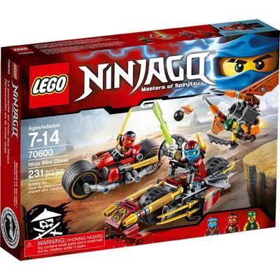 Ninja Bike Chase