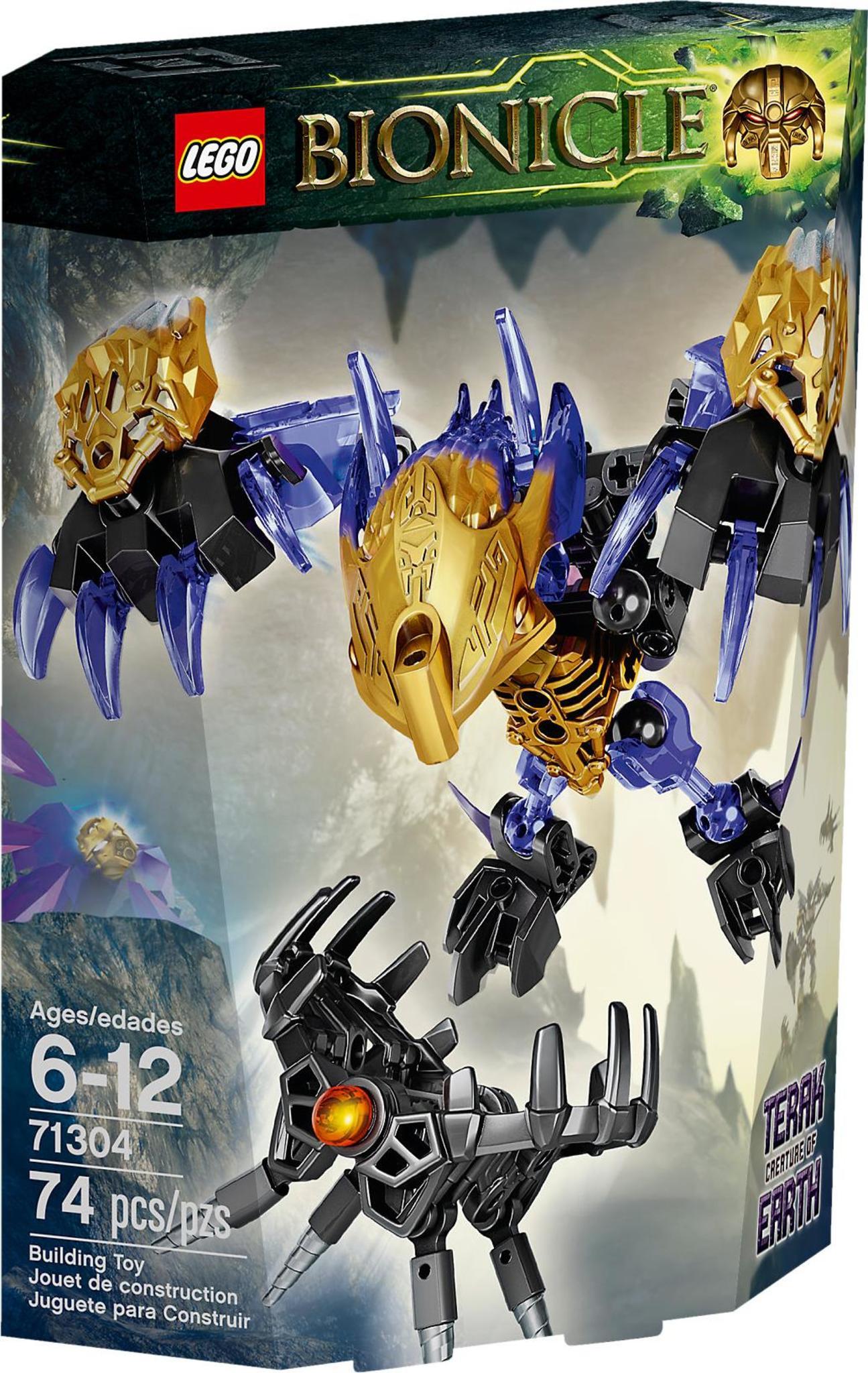 LEGO Bionicle 71304 - Terak - Creature of Earth | Mattonito