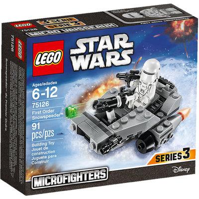 First Order Snowspeeder