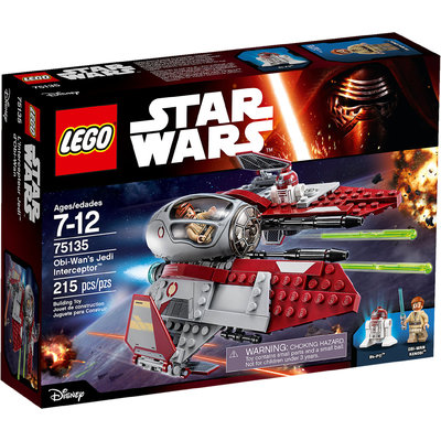 Obi-Wan's Jedi Interceptor