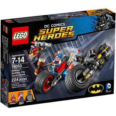 Batman™: Inseguimento sul Batciclo a Gotham City