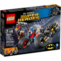 Gotham City Cycle Chase
